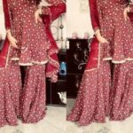 Sharara Suits for Wedding