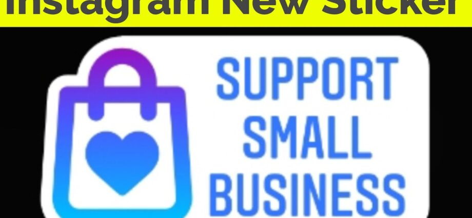 Small Business on Instagram